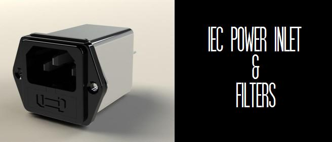 IEC Inlets and Filters