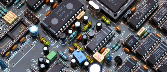 Electronic Component Parts : Electronic parts