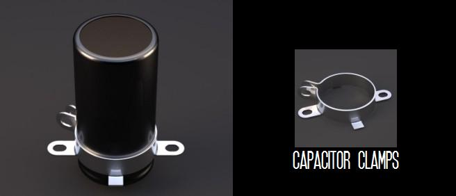 Capacitor  Clamps