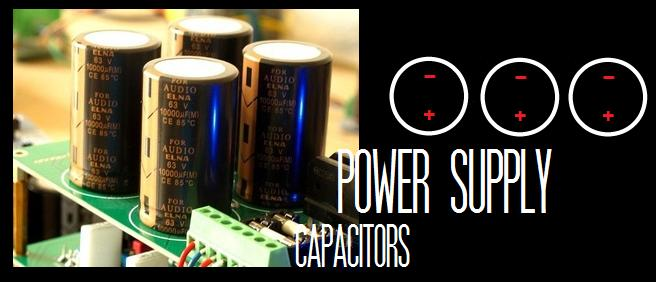 Power Supply Capacitors